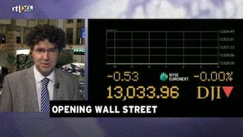 Rtl Z Opening Wall Street - Afl. 243