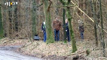RTL Nieuws Verbrand lijk gevonden in Brabants bos