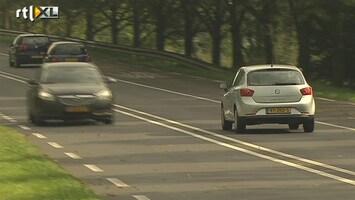 RTL Nieuws '80 kilometer wegen te smal en dus te gevaarlijk'
