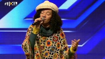 X Factor - Gracia Brengt De Gospel Naar Candy