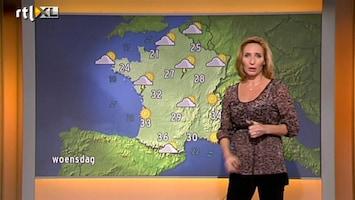 RTL Nieuws Het weer in de Europese vakantielanden
