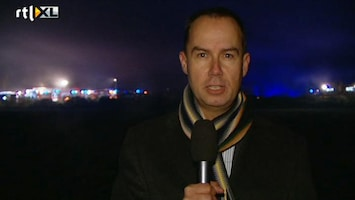 RTL Nieuws 'Botsing over honderden meters'