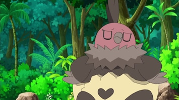 Pokémon Onrust in het dagverblijf!