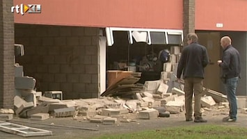 RTL Nieuws Enorme ravage na explosie Emmen