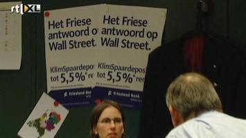 RTL Nieuws Friesland Bank en Rabobank fuseren