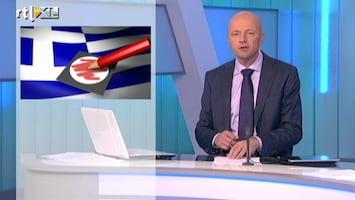 RTL Nieuws Griekse conservatieven: geen bezuinigingen, maar groei