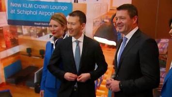 Gênant: topmannen Air France-KLM weigeren hand te schudden