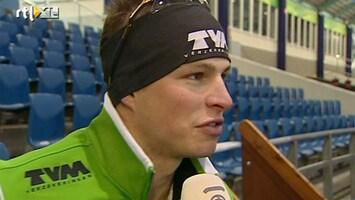 RTL Nieuws Sven Kramer maakt rentree