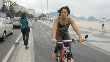 RTL Nieuws Rio de Janeiro moet de fiets op!