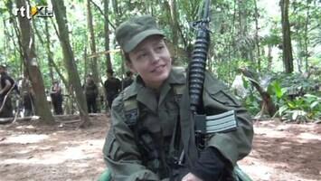 RTL Nieuws Tanja Nijmeijer steeds belangrijker binnen FARC