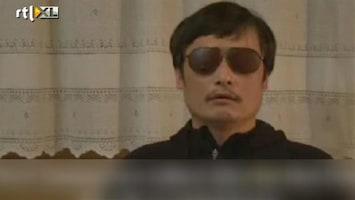 RTL Nieuws Activist Chen vlucht naar ambassade