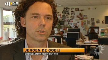 RTL Boulevard Bekendmaking Televizier-Ringen
