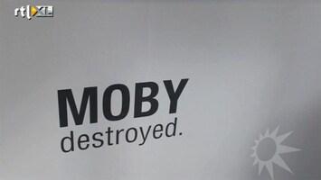 RTL Boulevard Foto-expositie Moby: destroyed
