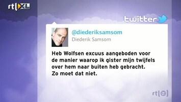 RTL Nieuws Samsom zegt sorry