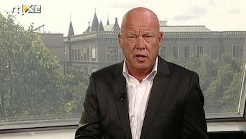 RTL Nieuws 'De noodzaak om extra te bezuinigen zie je wegebben'