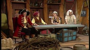 Piet Piraat - Armworstelen