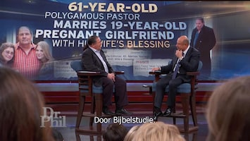 Dr. Phil 61 Yr old polygamous pastor marries 19 yr old girlfriend