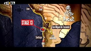 Rtl Gp: Dakar - Dakar Update 18 Januari 2013