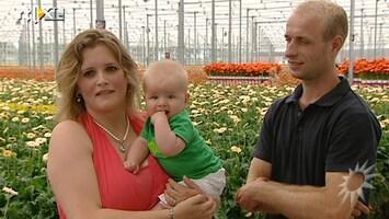 RTL Boulevard Boer Hans en Audrey hebben er een koter bij