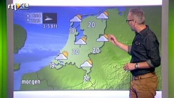 RTL Weer Buienradar Update 9 augustus 2013 16:00 uur