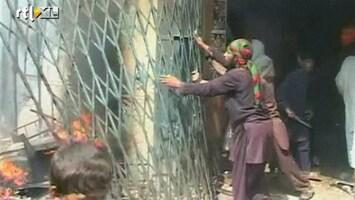 RTL Nieuws Geweld bij protest anti-islamfilm Pakistan