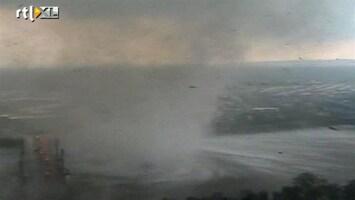 RTL Nieuws Vier doden door tornado's VS