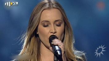 RTL Boulevard Anouk door naar finale Songfestival