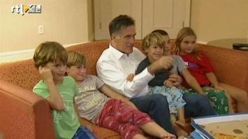 RTL Nieuws Romney maakt zich op voor eerste speech