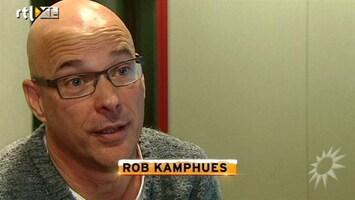 RTL Boulevard Rob Kamphues over dochtertje en ex