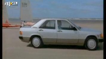 Editie NL Trend: oude Mercedes