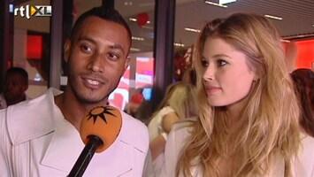 RTL Boulevard Drukke Doutzen spil in huishouden