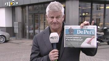 RTL Nieuws Einde voor verliesgevend De Pers