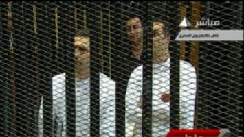 RTL Nieuws 'Mubarak medeplichtig aan dood honderden'