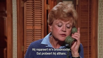 Murder, She Wrote - Sticks And Stones