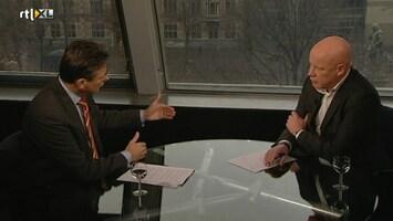 Rtl Z Interview - Minister Van Economische Zaken