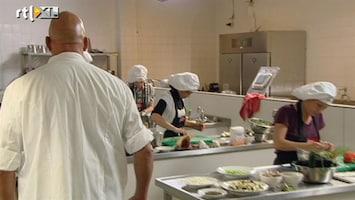Herman's Restaurant School - Herman Ziet Het Even Niet Zitten