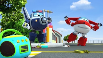 Super Wings De spoorzoekers