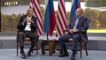 RTL Nieuws Obama cancelt afspraak met Poetin
