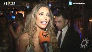RTL Boulevard Yolanthe lancert sieradenlijn in Turkije
