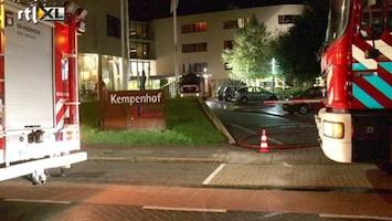 RTL Nieuws Dode bij brand in verpleeghuis Valkenswaard