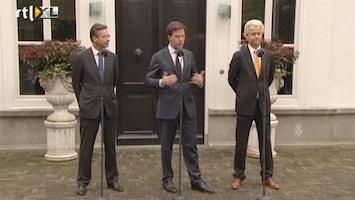RTL Nieuws Geschiedenis van een gedoemd beraad