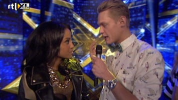 X Factor - Backstage Show: Na Afloop