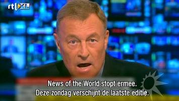 RTL Boulevard Schandaal nekt News Of The World