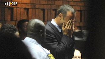 RTL Nieuws Blade Runner barst in huilen uit voor rechter