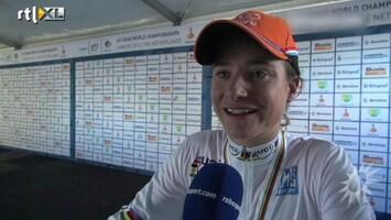 RTL Boulevard WK wielrennen Limburg