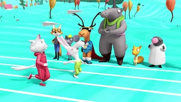Super Caribou Jeremy en de Windheuvel Spelen