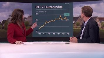 RTL Z Huizenindex