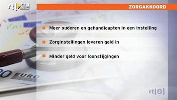 RTL Nieuws Kabinet en gezondheidszorg sluiten akkoord