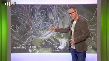 RTL Weer Buienradar update 16 september 2013 16:00uur
