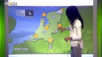 RTL Weer Buienradar Update 1 augustus 2013 10:00 uur